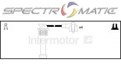 83007 ignition cable