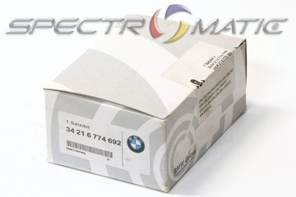 OE 34 21 6 774 692 - brake pad set BMW 1 (E81 E87 E82 E88) 3 (E90 E91 E92 E93) X1 (E84)