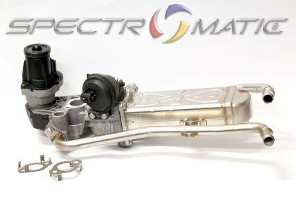 18023  - клапан отработени газове EGR  VW POLO SKODA ROOMSTER FABIA SEAT IBIZA 1.2 TDI 03P 131 512B 03P131512B