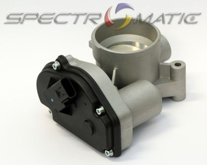 4M5G-9F991-FA - throttle body FORD C-MAX FIESTA FOCUS MONDEO S-MAX