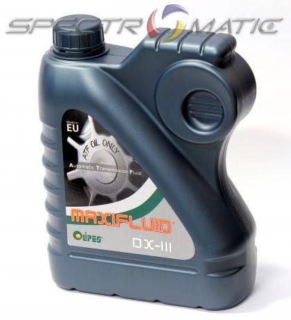 ATF DEXRON III 2L DRIVE POWER
