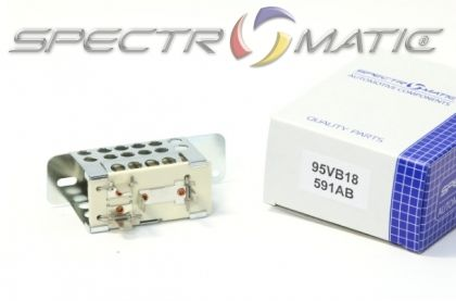95VB18591AB - control unit ventilation FORD TRANSIT