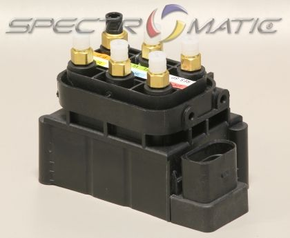 2123200358 valve block airmatic air suspension MERCEDES W164 W251 W221 W166 W212
