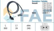18756 /79026/ sensor RENAUL 11 19 21 25 CLIO ESPACE TRAFIC VOLVO 340 - 360 7700720341