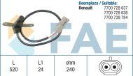 18772 /79024/ sensor RENAULT 19 21 25 ESPACE LAGUNA MEGANE 7700728637