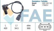 18830 /79073/ sensor FIAT BRAVA BRAVO COUPE MAREA 0281002102 7766251