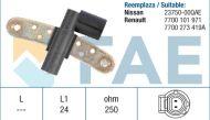 18877 /79030/ sensor RENAULT CLIO KANGOO MEGANE 7700101971