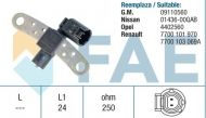 18965 /79028/ sensor OPEL ARENA RENAULT CLIO ESPACE KANGOO 7700101970
