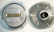 11522249216 clutch, radiator fan /BMW/