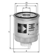 KC 47 - fuel filter