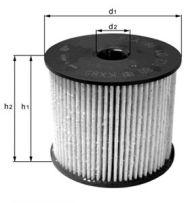 KX 85D - fuel filter