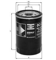 OC 244 - oil filter