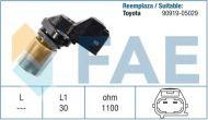 19136 /79285/ sensor LEXUS IS TOYOTA AURIS AVENSIS COROLLA IQ 9091905029