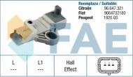79290 sensor CITROEN C4 C5 C8 FIAT SCUDO PEUGEOT 3008 307 308 407 5008 607 807 9664732180