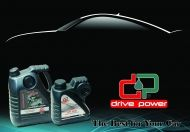 10W40 20L DRIVE POWER - Engine Oil