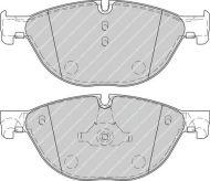 OE 34 11 6 775 322 – brake pad set