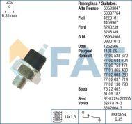 11410 oil pressure switch SW /7.0006-C/