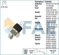 11610 oil pressure switch SW /7.0017-C/