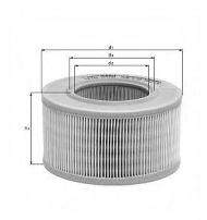 LX 527 - air filter