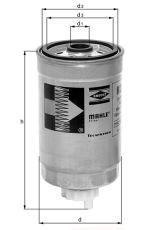 KC 109 - fuel filter