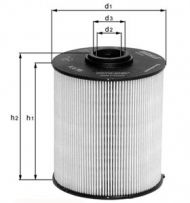 KX 70D - fuel filter