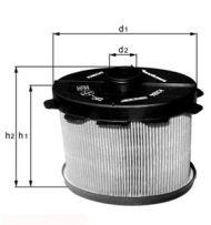 KX 84D - fuel filter