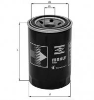 OC 259 - oil filter