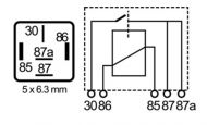 RLPS/5-12R-relay, 40А