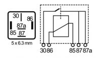 RLPS/5-12-relay, 40А