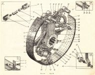 307-3  Муфа фрикционна  Э-2503
